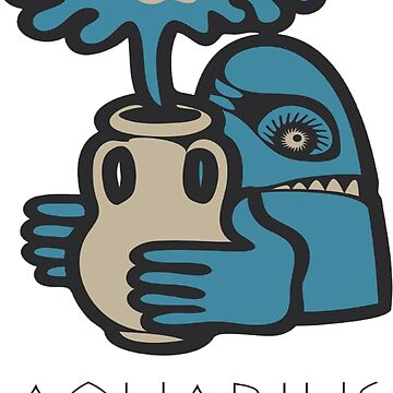 Aquarius by TNTmerchandise
