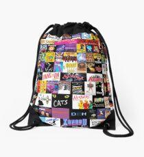 MUSICALS! (Duvet, Clothing, Book, Pillow, Sticker, Case, Mug etc)  Drawstring Bag