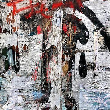 Graffiti Abstract by rozmcq