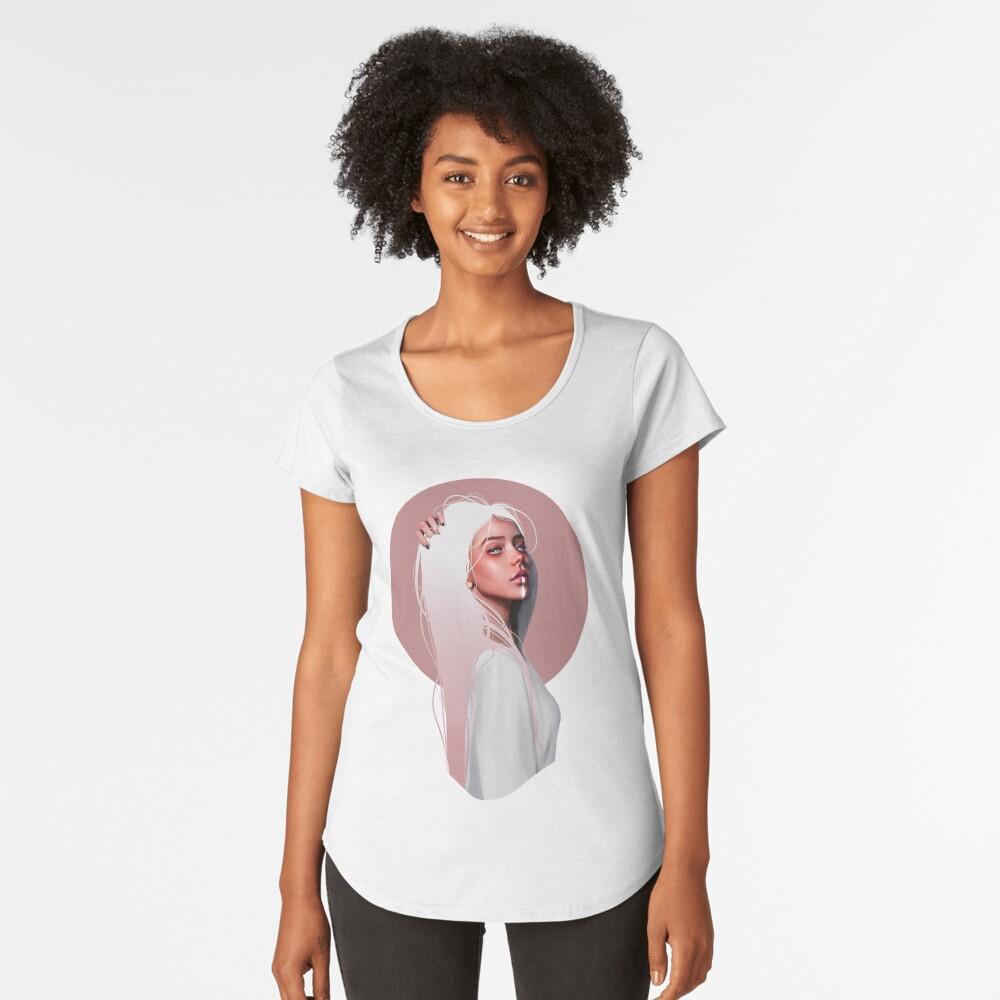 Josie IV Premium Scoop T-Shirt