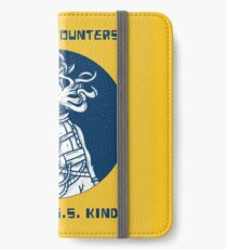 Close encounters iPhone Wallet/Case/Skin