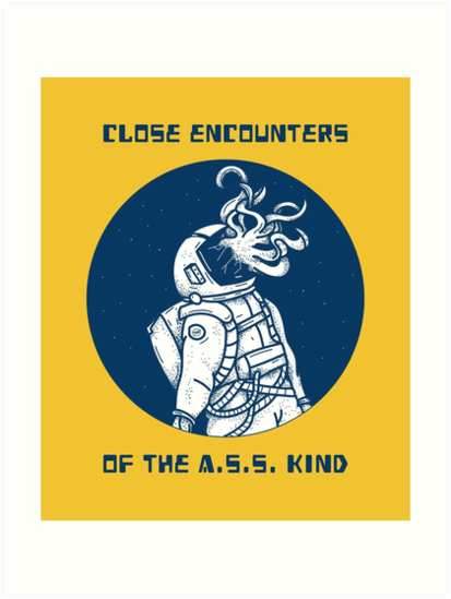 Close encounters by awesomesunday