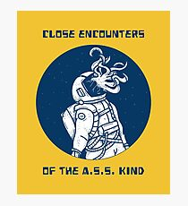Close encounters Photographic Print