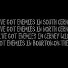 I've Got Enemies - This Country by holbytv