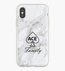 Ace of Spades Family Marble Phone Case iPhone Case