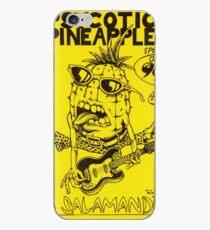 Psycotic Pineapple at La Salamandra 1977 iPhone Case