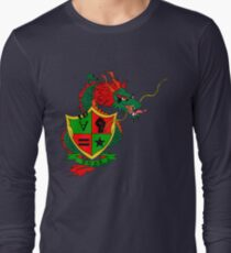 BUSHMAN FEDERATION | Coat of Arms Long Sleeve T-Shirt
