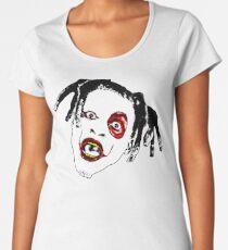 Denzel Curry - CLOUT COBAIN Apparel, Decor, etc. Women's Premium T-Shirt