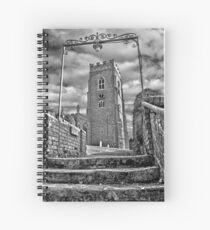 St.Mary Church,Kersey Spiral Notebook