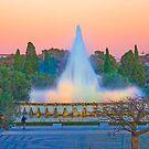 fonte luminosa. praça do império. Empire plaza. Belém by terezadelpilar ~ art & architecture