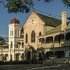 1880's  Convent Daylesford 19861106 0070  by Fred Mitchell