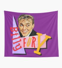 Billy Fury  Wall Tapestry