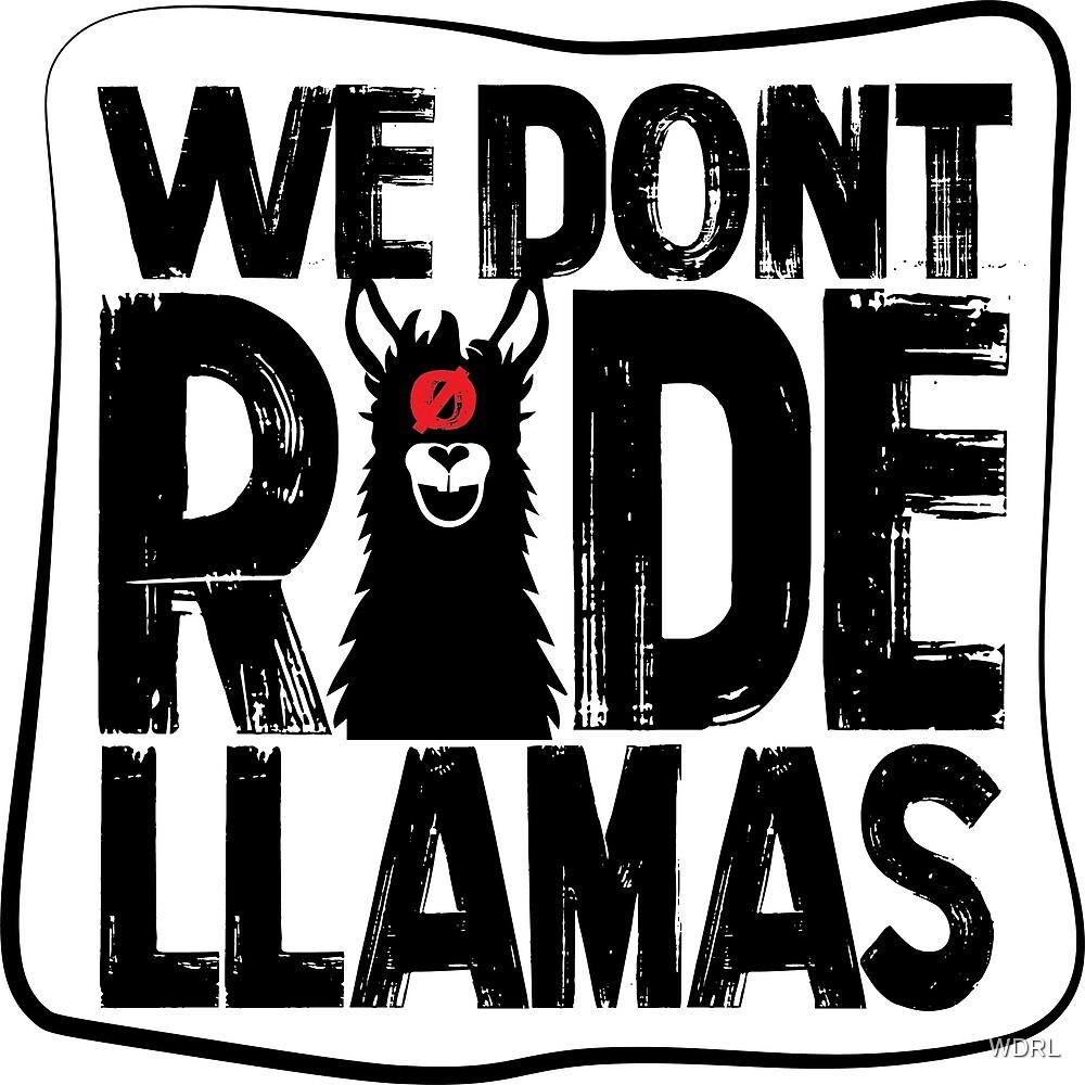Llama Logo by WDRL