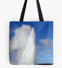 """""""Old Faithful"""" Tote Bag"""