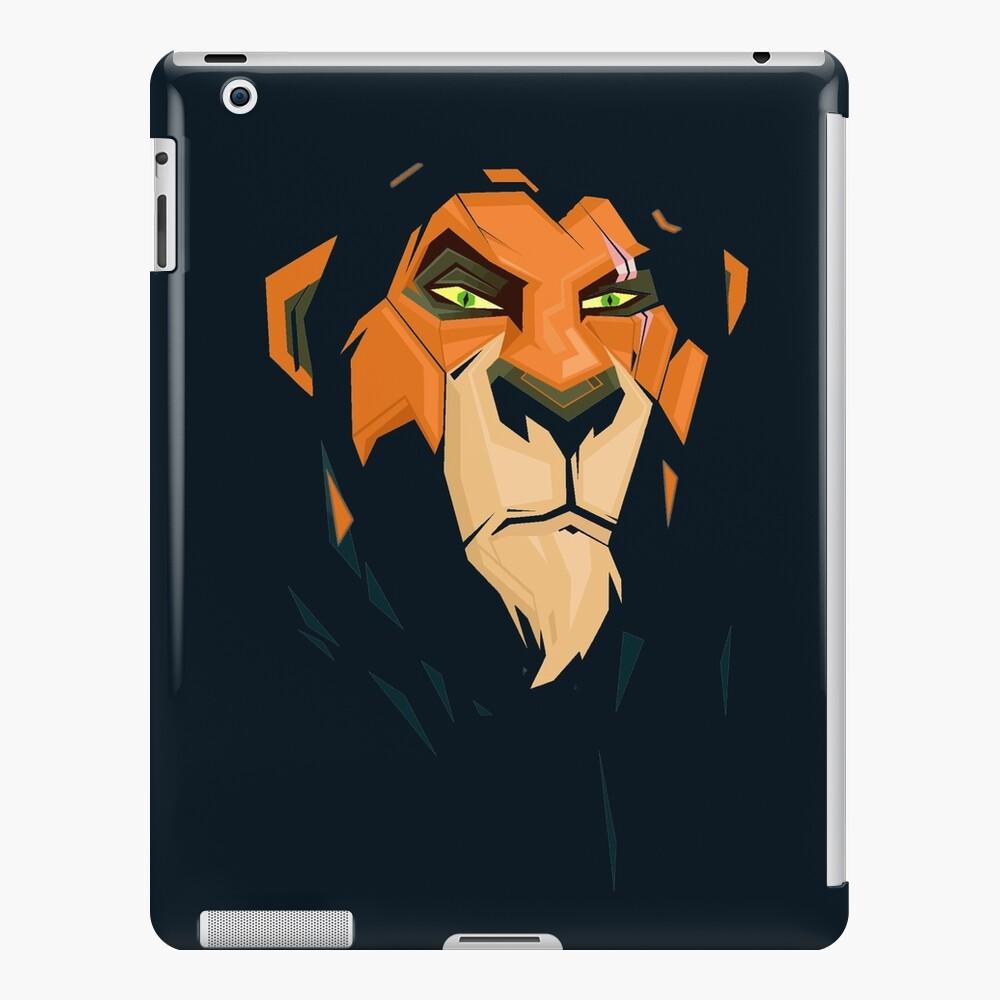 Scar  iPad-Hülle & Skin