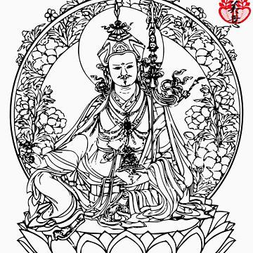 Buddha Justice by buddhabubba