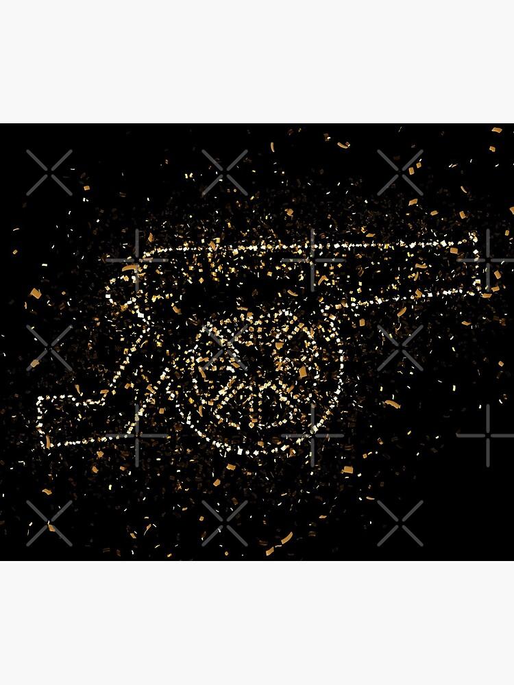Cannon weapon history golden ornament Gold von VincentW91