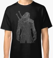 The Witcher Waits Classic T-Shirt