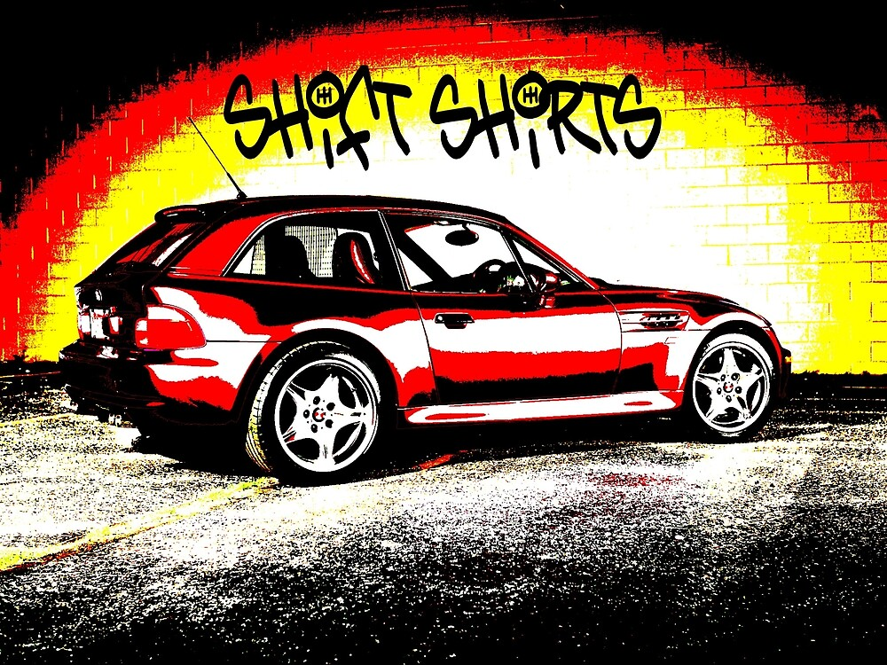 Street Shoe - Z3 Coupe Inspired by ShiftShirts