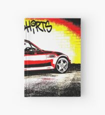 Street Shoe - Z3 Coupe Inspired Hardcover Journal