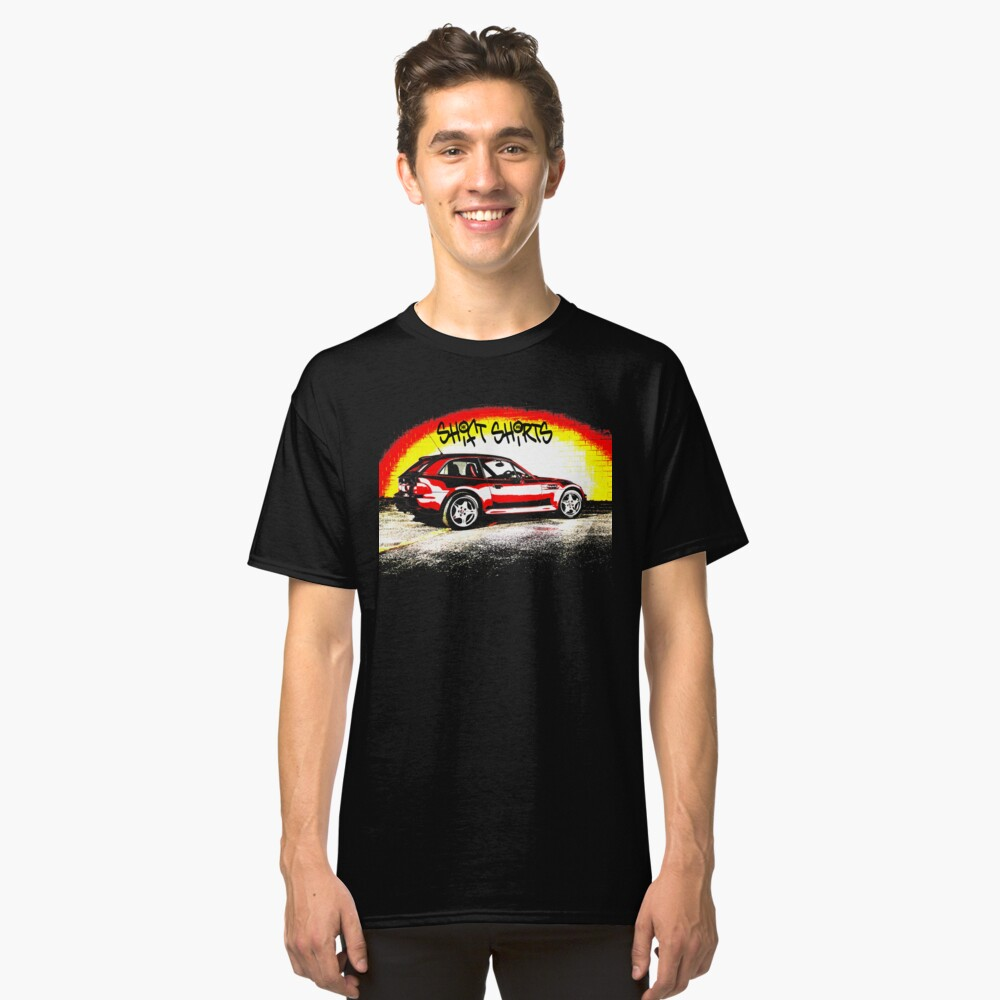 Street Shoe - Z3 Coupe Inspired Classic T-Shirt