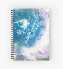 They're Here And They're Us Spiral Notebook