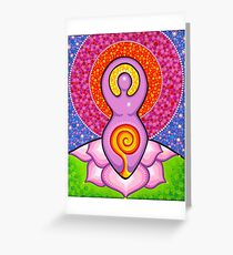Earth Mama Greeting Card