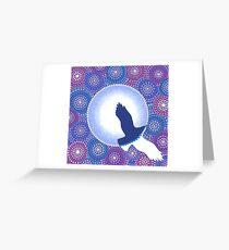 Spirit Wings Greeting Card