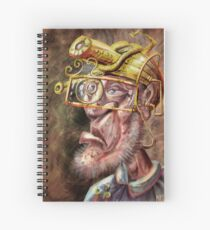 Difference Engine Engineer Spiral Notebook