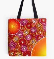 Nursery of Stars Tote Bag