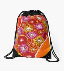 Nursery of Stars Drawstring Bag