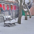 snowbench by andytechie