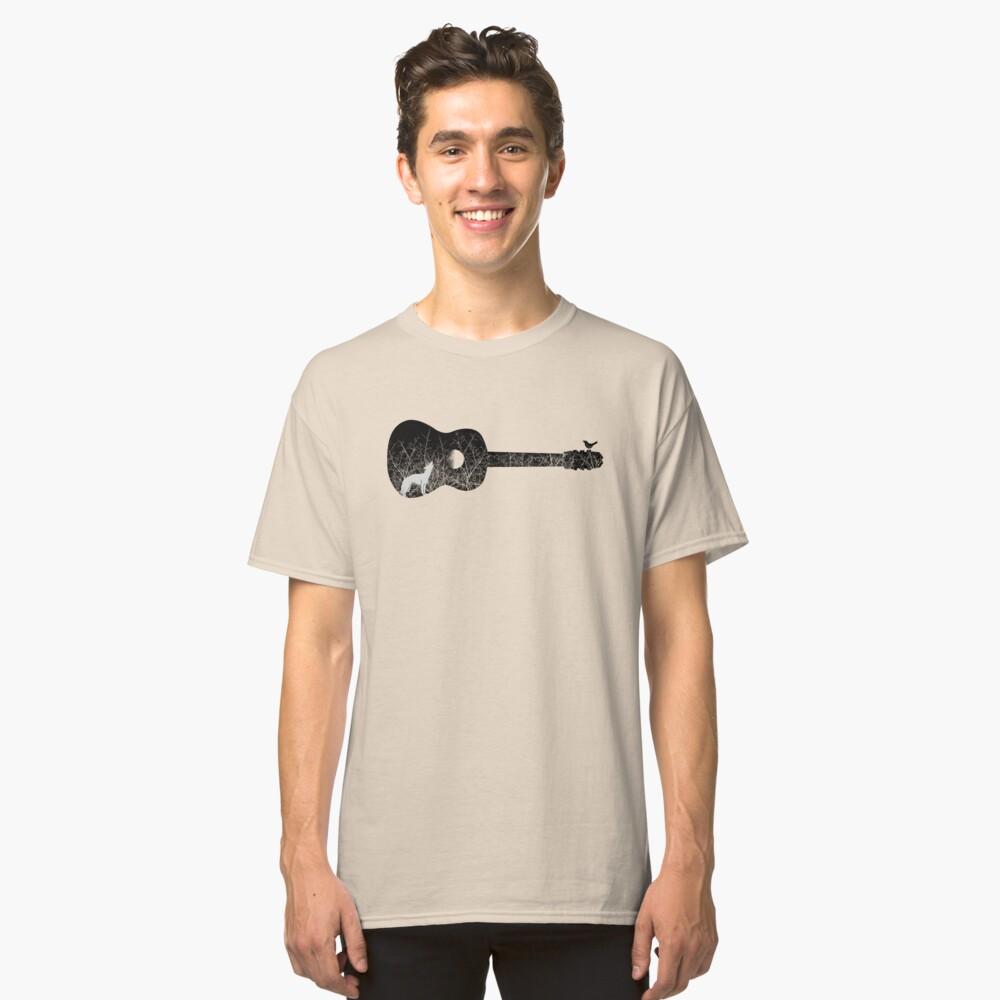 Night sounds Classic T-Shirt