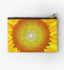 Beautiful sunflower of summer Studio Pouch