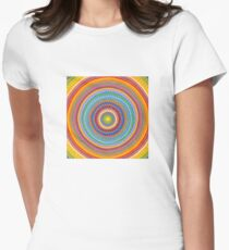 Rebirth orb Womens Fitted T-Shirt