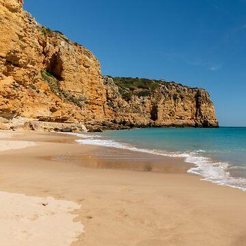 Beautiful sandy beach  by homydesign