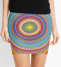Rebirth orb Mini Skirt