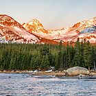 Indian Peaks Sunrise by Eric Glaser