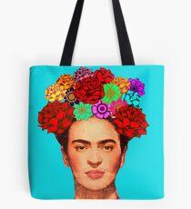 FRIDA La Flores Tote Bag