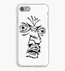 Y U NO MEME iPhone Case/Skin