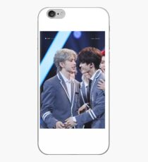Cai Xukun and Zhu Zhengting iPhone Case