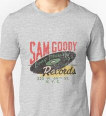 Sam Goody Records Unisex T-Shirt
