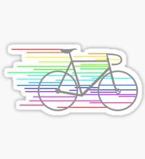 Rainbow Fixed Sticker