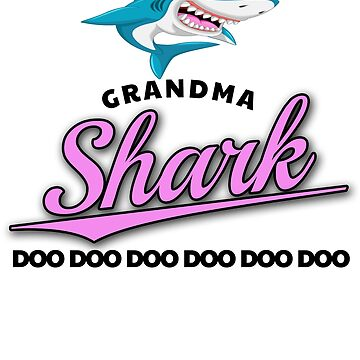 Grandma Shark by Slackr