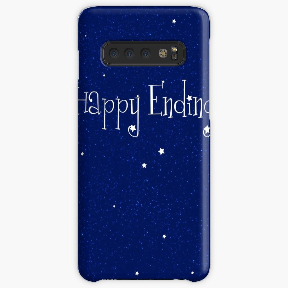 Happy End Hülle & Klebefolie für Samsung Galaxy