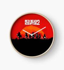 Red Dead Redemption 2 Spiel Uhr