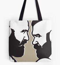 Bear vs Bear Tote Bag