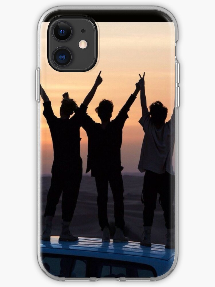 BTS In DUBAI iphone case