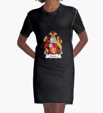 Reason Coat of Arms - Family Crest Shirt Graphic T-Shirt Dress