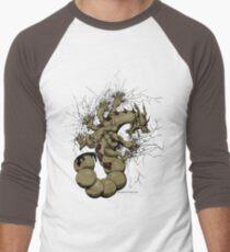 Escorpión Men's Baseball ¾ T-Shirt